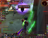 World of WarCraft, скриншоты Keyn'a
