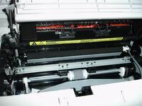 Внутри HP LaserJet P1005