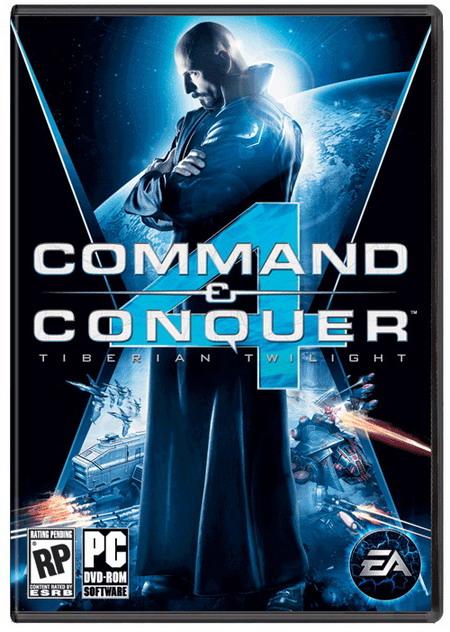 Обложка Command & Conquer 4:  Tiberian Twilight