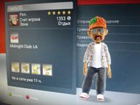 XBOX Life профиль игрока