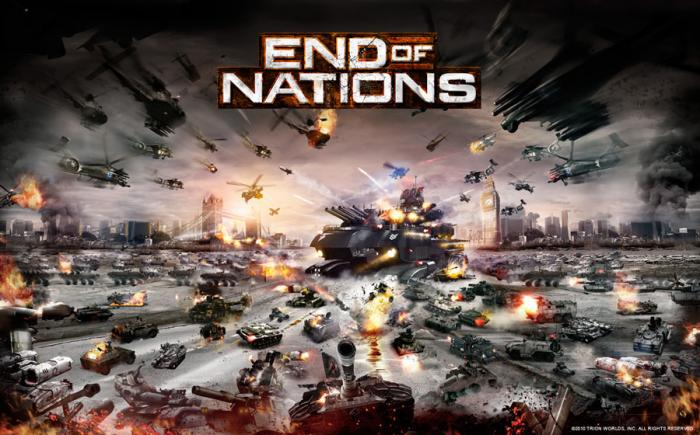End Of Nation